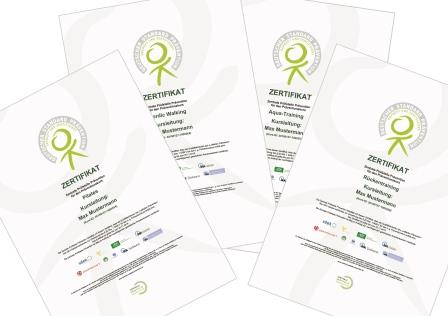 ZPP zertifizierte Weiterbildungen - HFA Health & Fitness Academy.